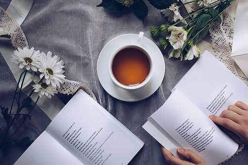 poetry and coffee